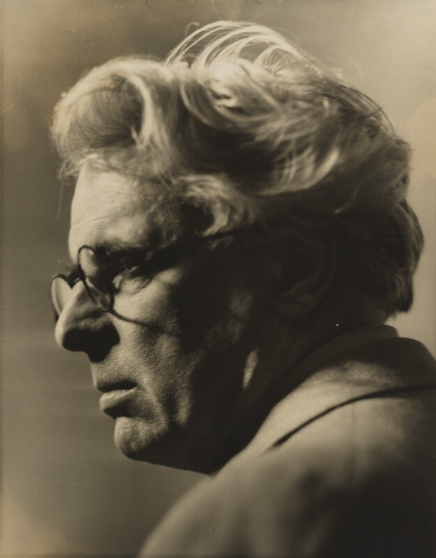 W.B. Yeats, by Howard Coster, 1935 - NPG Ax3510 - © National Portrait Gallery, London