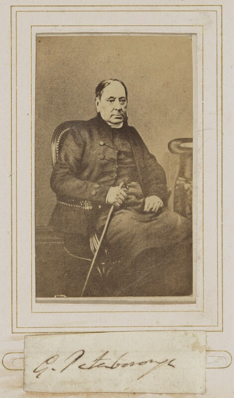 George Davys, by Unknown photographer, 1860-1864 - NPG Ax38622 - © National Portrait Gallery, London