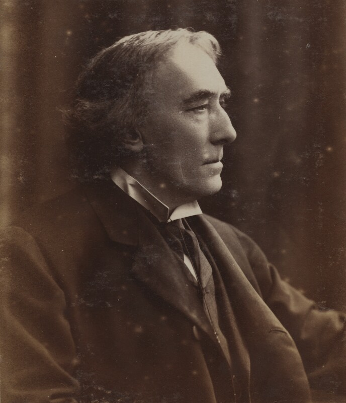 Sir Henry Irving, by Unknown photographer,  - NPG Ax38787 - © National Portrait Gallery, London