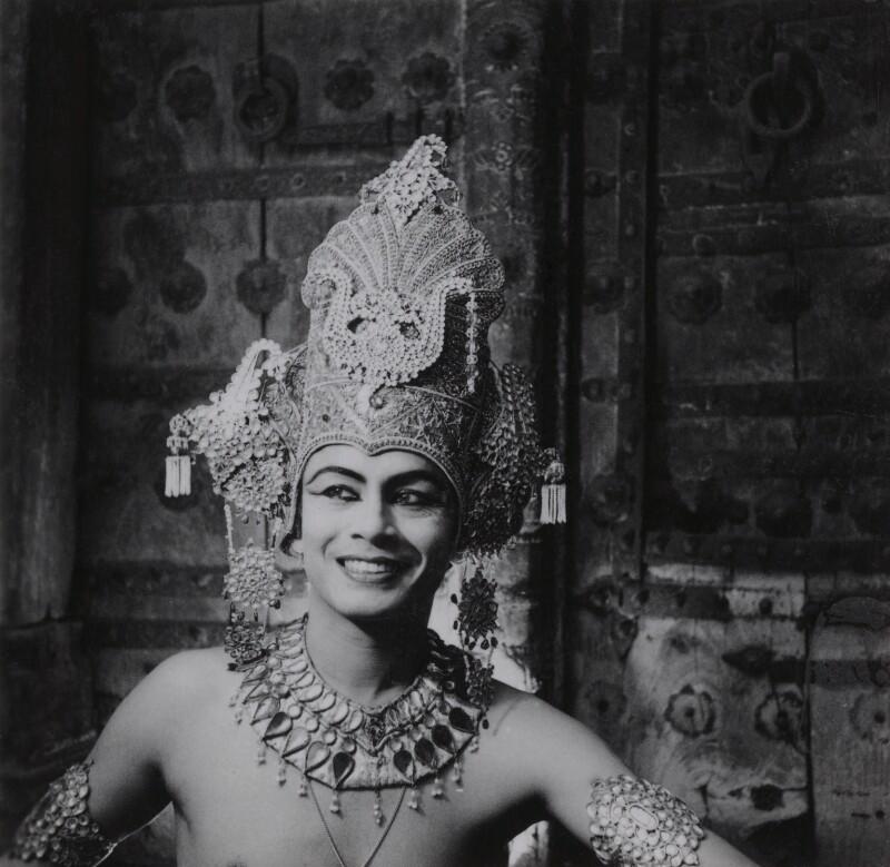 Pandit Ram Gopal, by Francis Goodman, circa 1946 - NPG Ax39653 - © National Portrait Gallery, London
