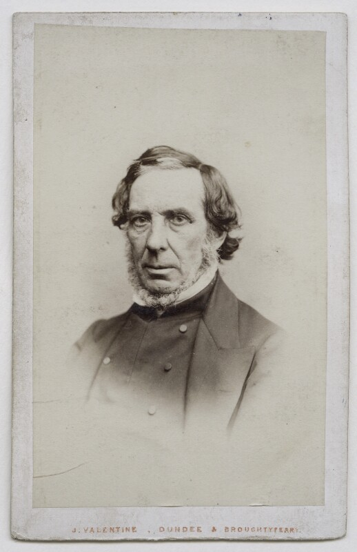William Anderson, by James Valentine, mid 1860s - NPG Ax39845 - © National Portrait Gallery, London