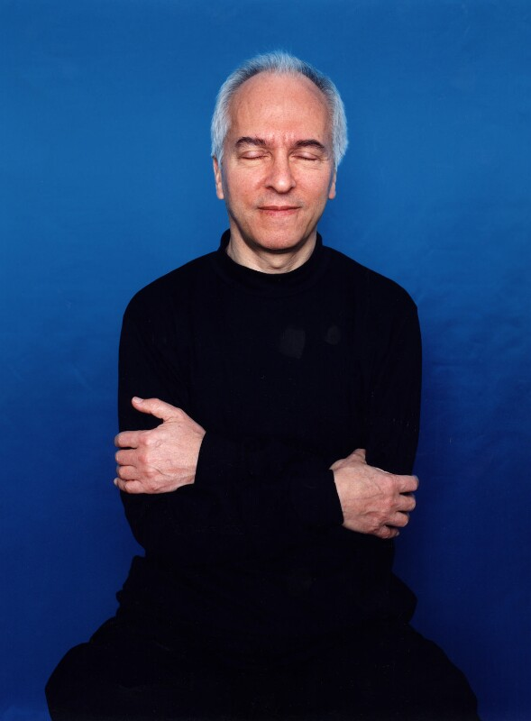 John Williams, by Polly Borland, January 2000 - NPG x88464 - © Polly Borland