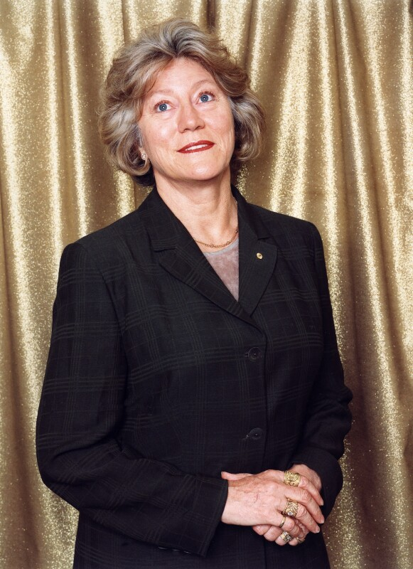 Janet Holmes à Court, by Polly Borland, July 1999 - NPG x88473 - © Polly Borland