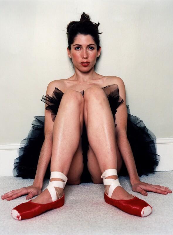 Leanne Benjamin, by Polly Borland, October 1999 - NPG x88478 - © Polly Borland