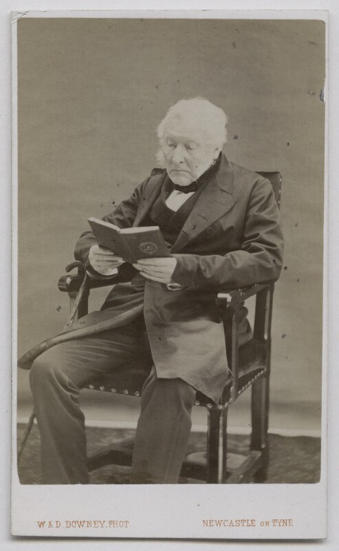 George Percy, 5th Duke of Northumberland, by W. & D. Downey, 1865 - NPG Ax7412 - © National Portrait Gallery, London