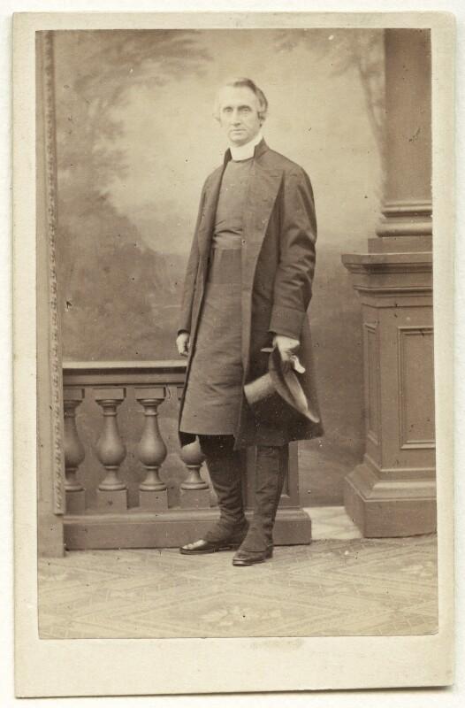 George Hills, by Antoine Claudet, 1860s - NPG Ax7483 - © National Portrait Gallery, London