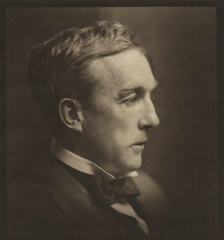 Joseph Peter Thorp, by E.O. Hoppé, June 1922 - NPG Ax76125 - © 2018 E.O. Hoppé Estate Collection / Curatorial Assistance Inc.