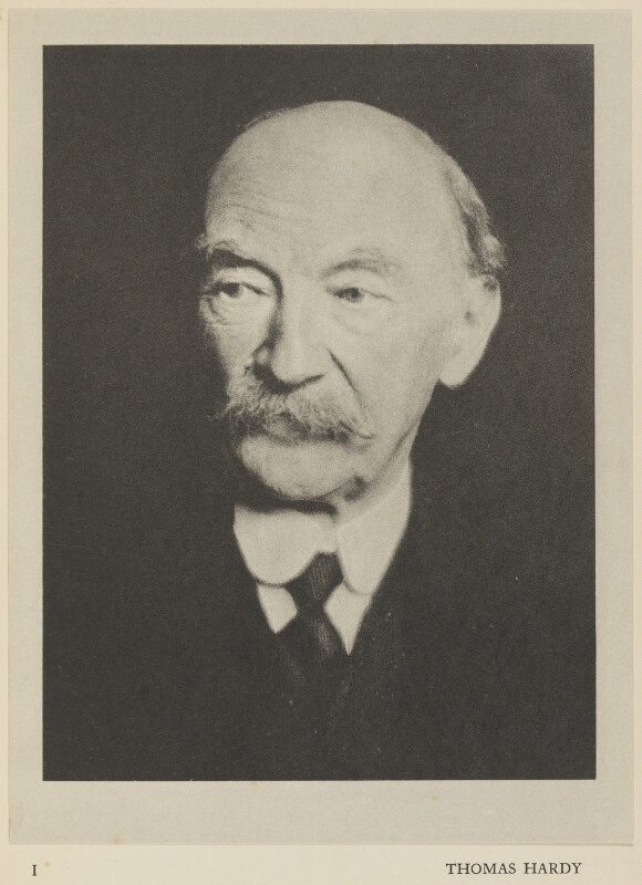 Thomas Hardy, by Alvin Langdon Coburn, published by  Duckworth & Co, 13 October 1913 - NPG Ax7845 - © The Universal Order
