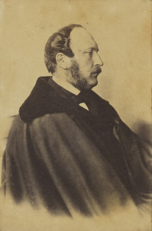 Prince Albert of Saxe-Coburg-Gotha, by Oscar Gustav Rejlander, 1857 or 1861 - NPG Ax9575 - © National Portrait Gallery, London