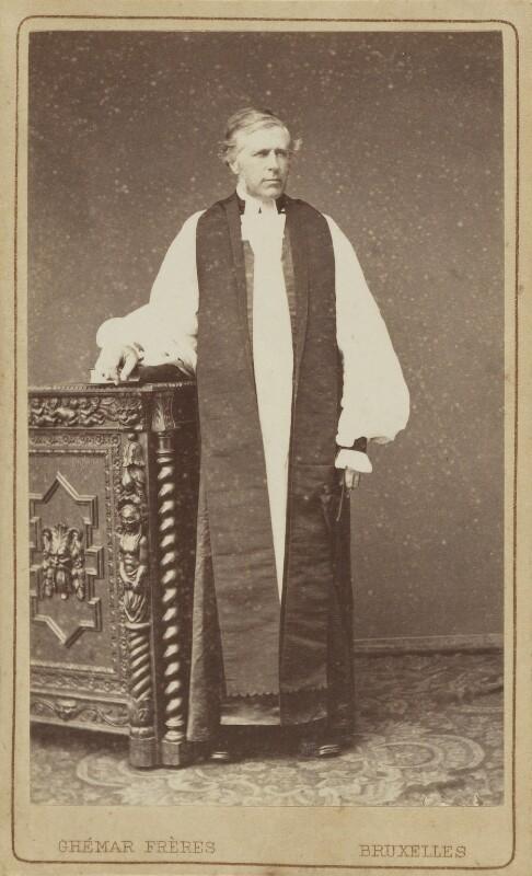 Thomas Legh Claughton, by Ghémar Frères, 1860s - NPG Ax9617 - © National Portrait Gallery, London