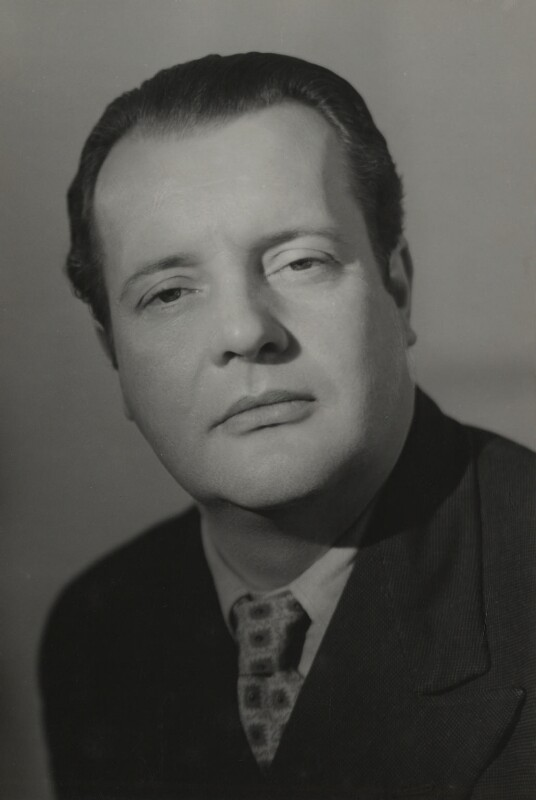 Constant Lambert, by Howard Coster,  - NPG x10685 - © National Portrait Gallery, London