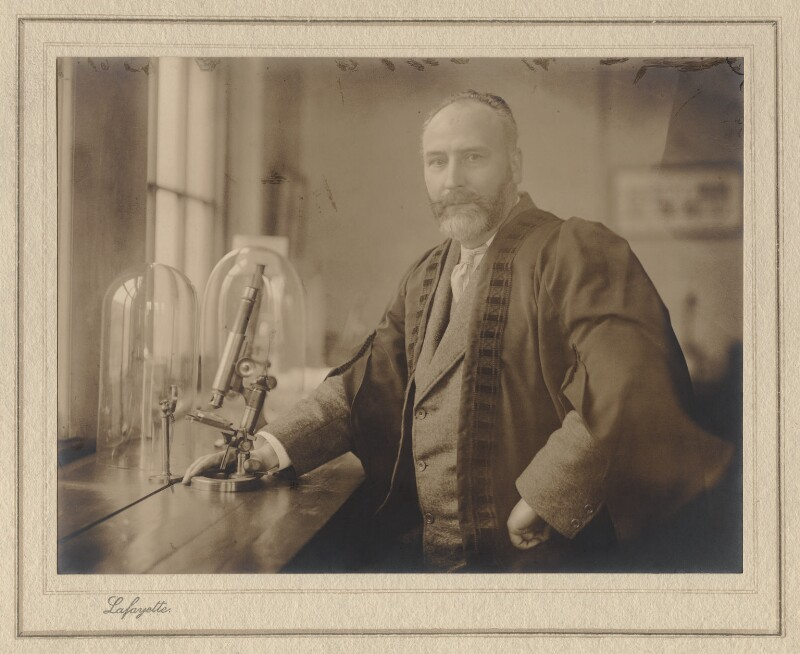 John Oliver Arnold, by Lafayette (Lafayette Ltd), 1910s - NPG x111 - © National Portrait Gallery, London