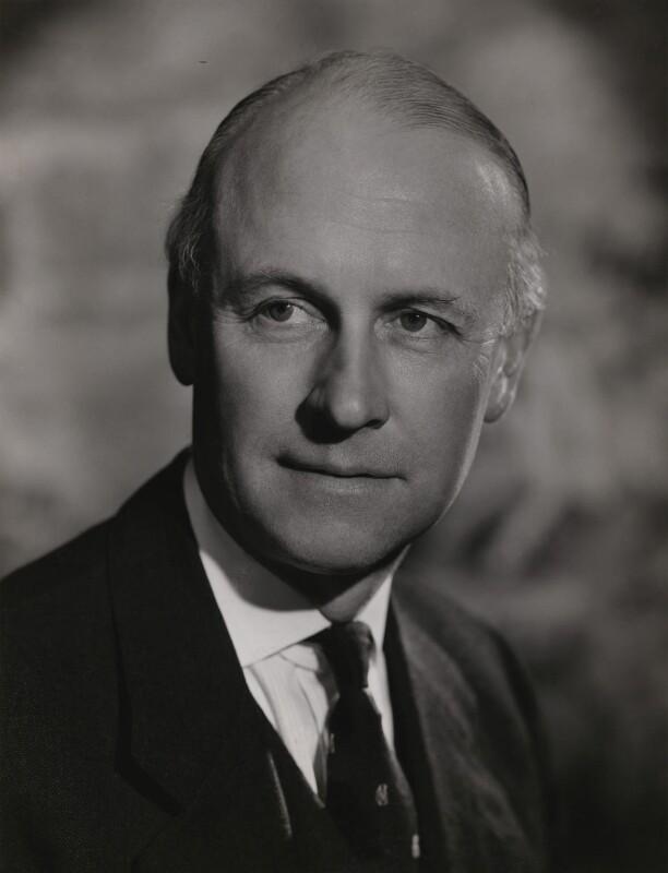 Sir Ian Henry Freeland, by Walter Bird, 30 April 1963 - NPG x11896 - © National Portrait Gallery, London