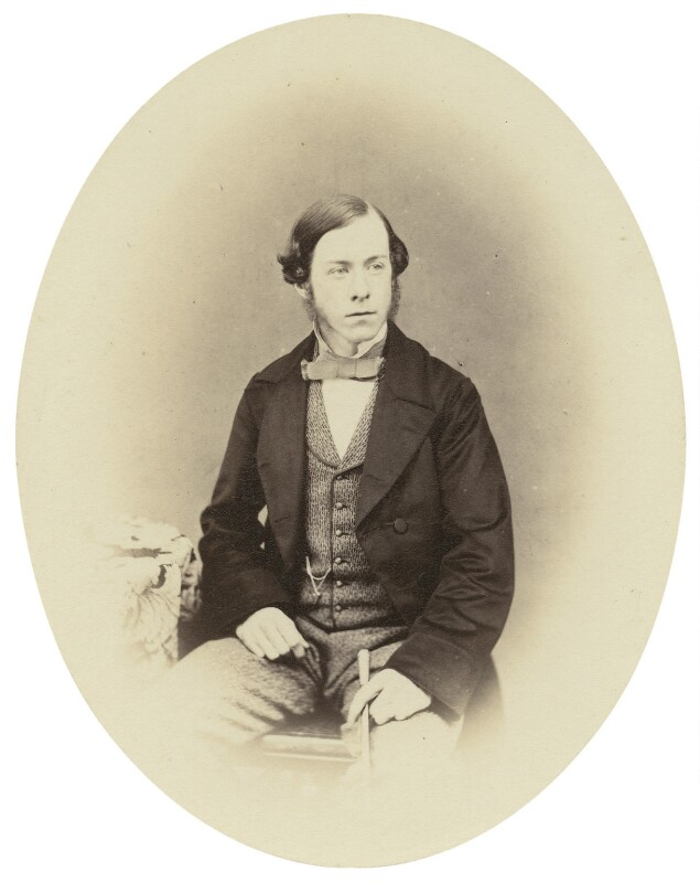 A. Airy, by William Mayland, 3 August 1861 - NPG x1220 - © National Portrait Gallery, London