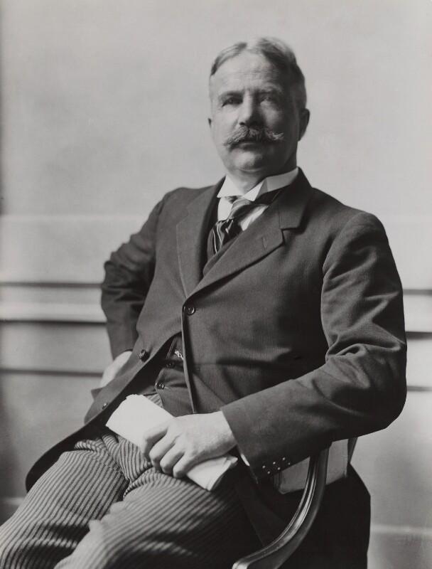 William Robert Wellesley, 1st Earl Peel, by Olive Edis, 1910s - NPG x12713 - © National Portrait Gallery, London