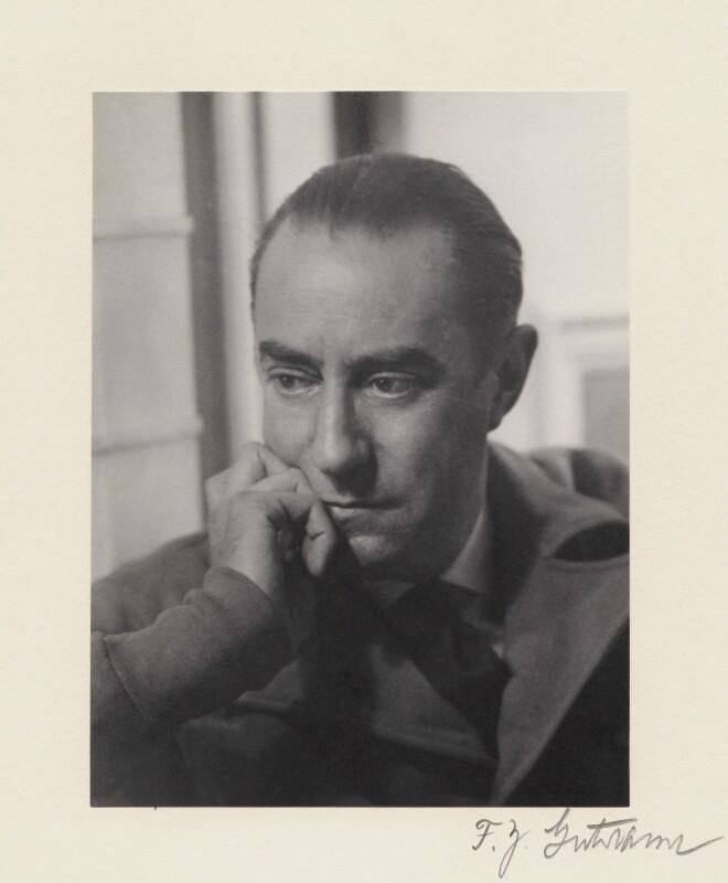 Glyn Warren Philpot, by Francis Goodman, 1937 - NPG x12737 - © National Portrait Gallery, London