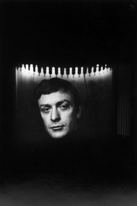 Michael Caine, by Michael Seymour, 1962 - NPG x88498 - © Michael Seymour