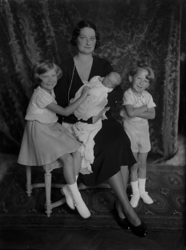 King Albert II of the Belgians, by Vandyk, 28 June 1934 - NPG x130234 - © National Portrait Gallery, London