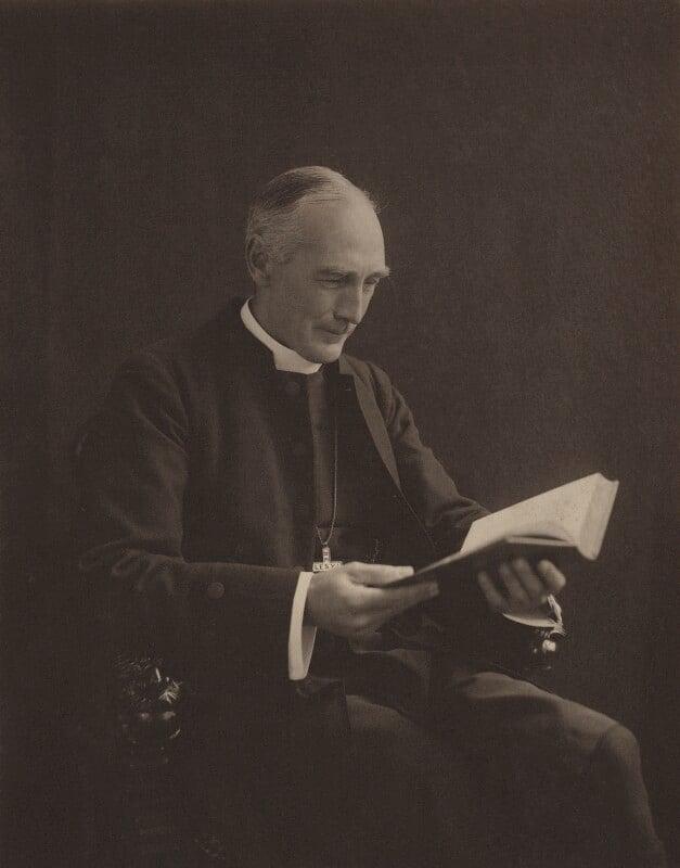 Arthur Foley Winnington-Ingram, by (Mary) Olive Edis (Mrs Galsworthy), 1920s - NPG x13305 - © National Portrait Gallery, London
