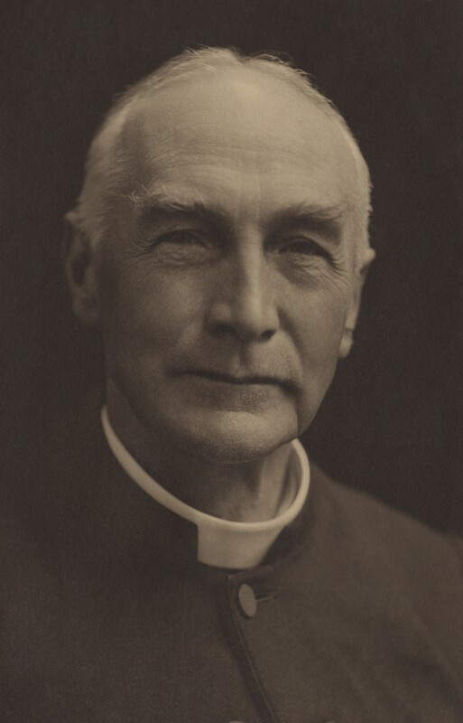 Arthur Foley Winnington-Ingram, by Olive Edis, 1920s - NPG x13306 - © National Portrait Gallery, London