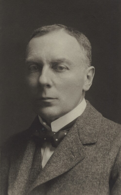 Robert Polhill Bevan, by Unknown photographer, circa 1914 - NPG x13959 - © National Portrait Gallery, London