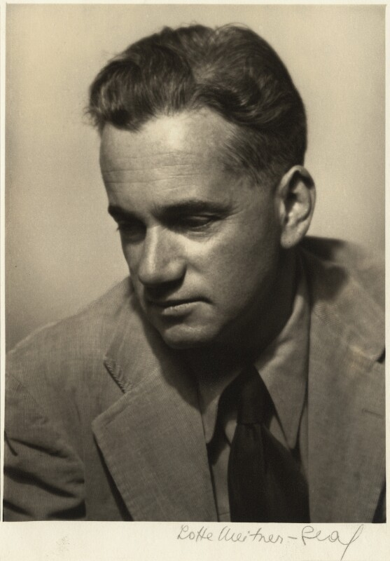 Otto Robert Frisch, by Lotte Meitner-Graf, circa 1950 - NPG x14297 - © estate of Lotte Meitner-Graf