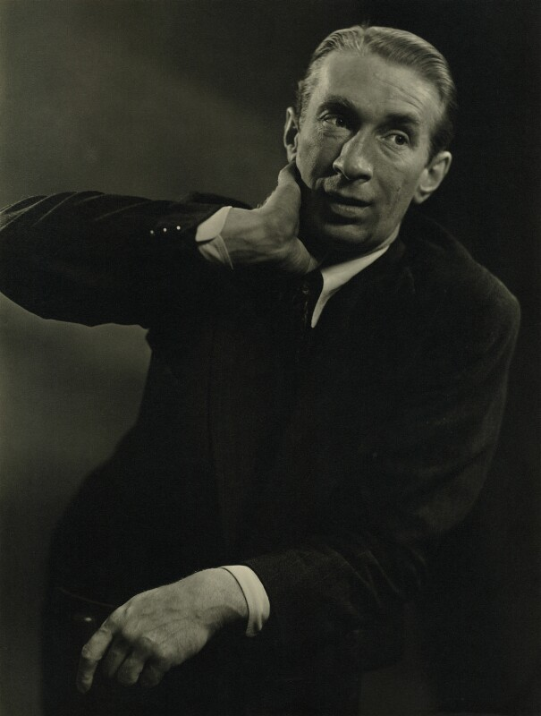 John Percy Burrell, by Karl Pollak, circa 1948 - NPG x15005 - © reserved; collection National Portrait Gallery, London