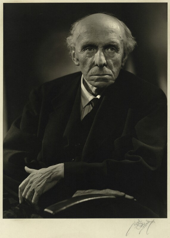 Edgar Algernon Robert Gascoyne-Cecil, 1st Viscount Cecil of Chelwood, by Karl Pollak, circa 1947 - NPG x15008 - © reserved; collection National Portrait Gallery, London
