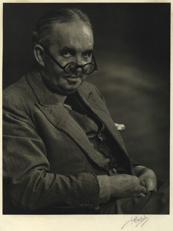 Thomas Cantrell Dugdale, by Karl Pollak, circa 1947 - NPG x15015 - © reserved; collection National Portrait Gallery, London