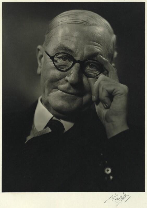 Arthur Greenwood, by Karl Pollak, circa 1948 - NPG x15022 - © reserved; collection National Portrait Gallery, London