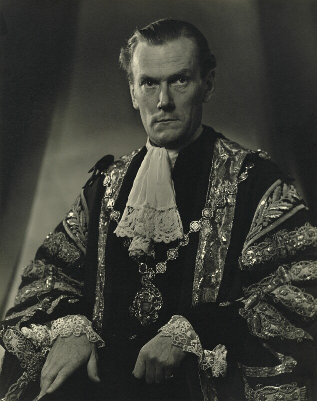 Hon. Greville Reginald Charles Howard, by Karl Pollak, circa 1947 - NPG x15026 - © reserved; collection National Portrait Gallery, London