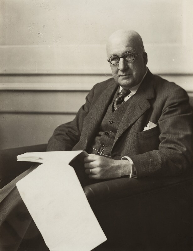 Peter Forrester, by Olive Edis, 1931 - NPG x15088 - © National Portrait Gallery, London