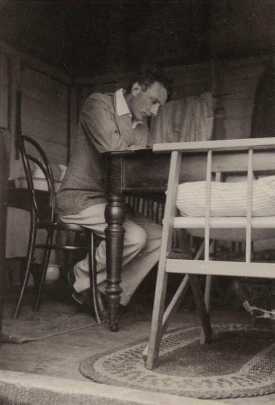 Sir Lennox Randal Francis Berkeley, by Benjamin Britten, 1936 - NPG x15189 - © Britten-Pears Foundation