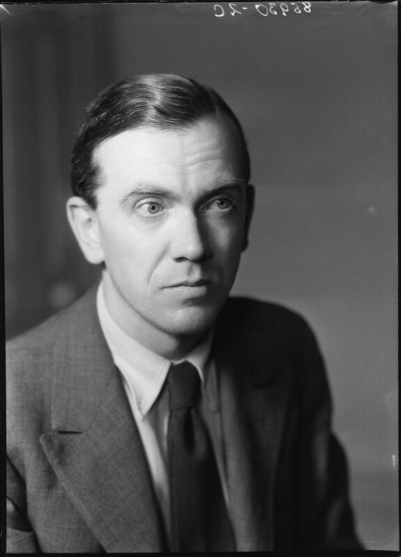 Graham Greene, by Bassano Ltd, 7 June 1939 - NPG x15393 - © National Portrait Gallery, London