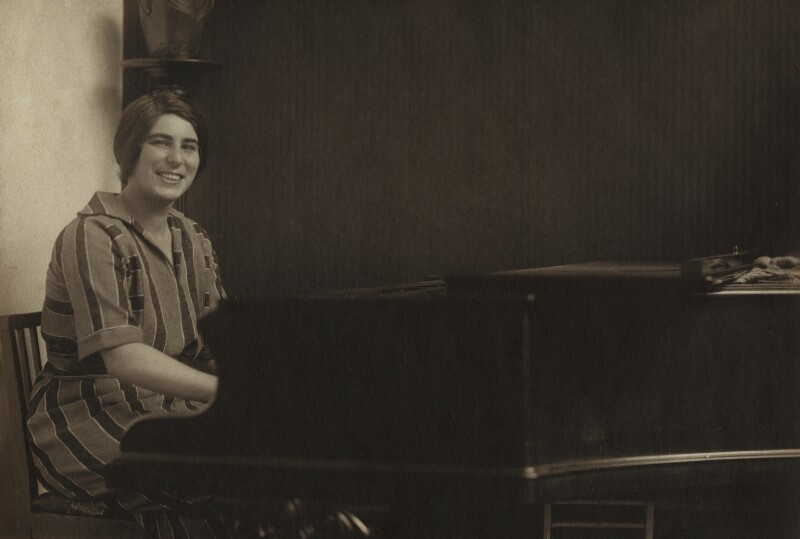 Jane Marian Joseph, by Olive Edis, 1920s - NPG x15453 - © National Portrait Gallery, London