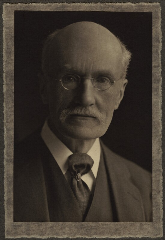(George) Gilbert Aimé Murray, by Olive Edis, 1920s - NPG x15508 - © National Portrait Gallery, London