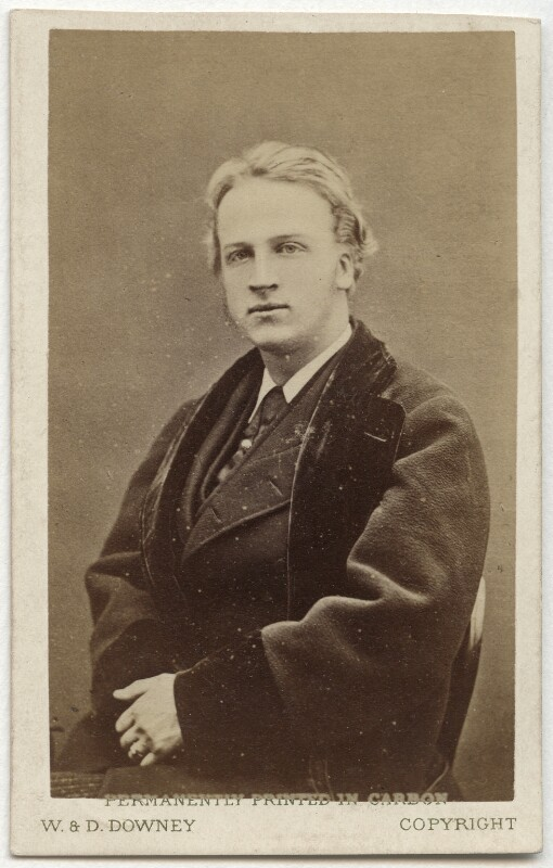 John Campbell, 9th Duke of Argyll, by W. & D. Downey, 1870 - NPG x15576 - © National Portrait Gallery, London