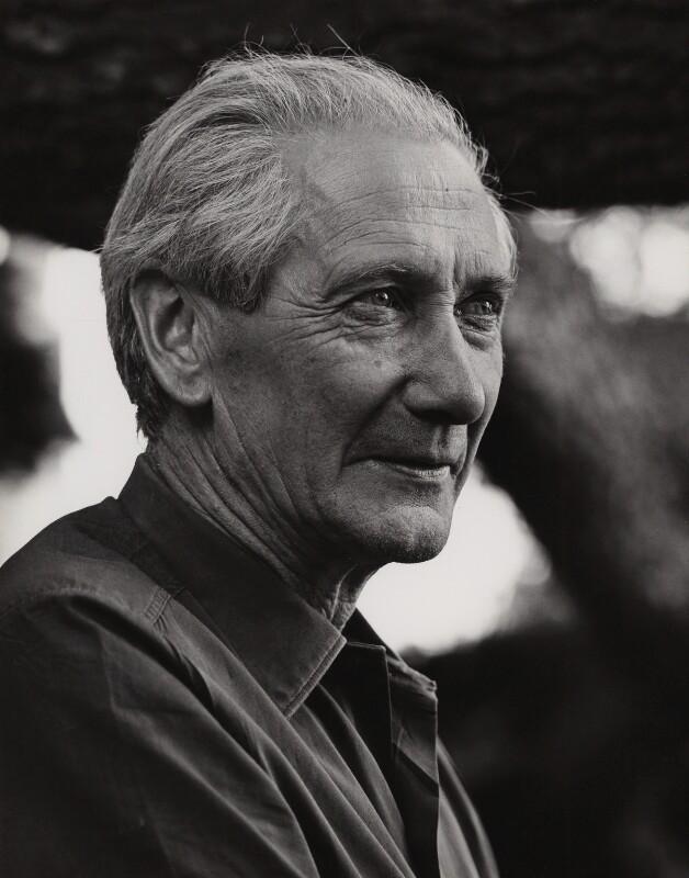 John Arthur Malcolm Aldridge, by Edward Morgan, 22 June 1970 - NPG x1594 - © Edward Morgan