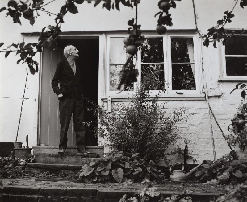 John Nash, by Edward Morgan, 19 July 1970 - NPG x1597 - © Edward Morgan