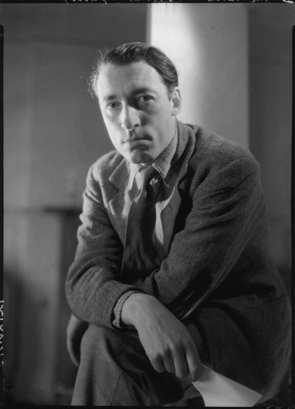 (Frederick) Louis MacNeice, by Howard Coster, 1942 - NPG x1624 - © National Portrait Gallery, London