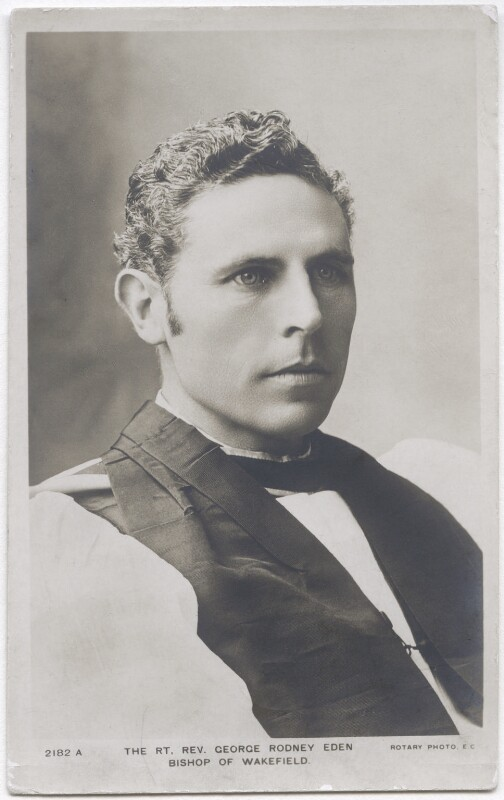 George Rodney Eden, published by Rotary Photographic Co Ltd, 1900s - NPG x16330 - © National Portrait Gallery, London
