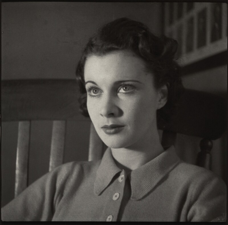 Vivien Leigh, by Cyril Arapoff, 1936 - NPG x16836 - © reserved; collection National Portrait Gallery, London