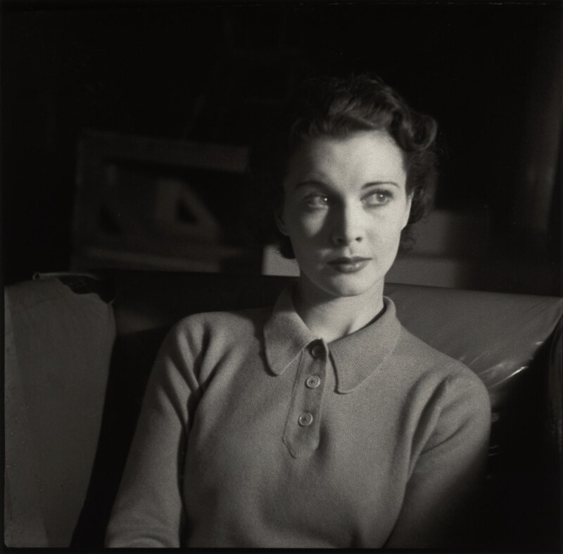 Vivien Leigh, by Cyril Arapoff, 1936 - NPG x16838 - © reserved; collection National Portrait Gallery, London