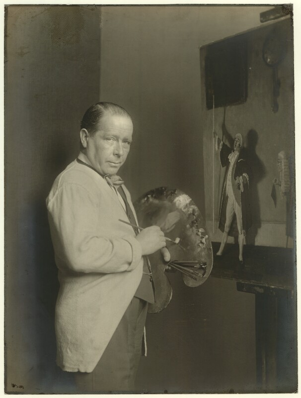 William Orpen, by Unknown photographer, circa 1927 - NPG x1685 - © National Portrait Gallery, London