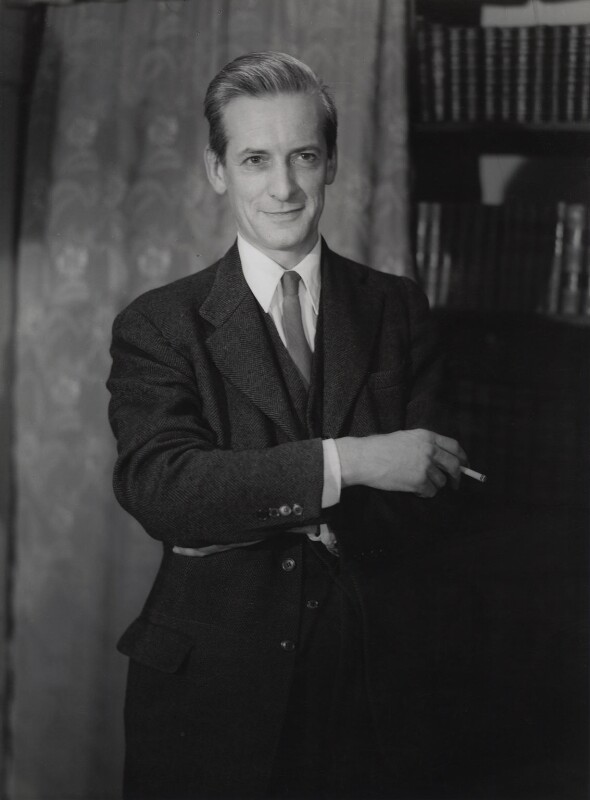 Sir Walter Adams, by Howard Coster, 1950s - NPG x1707 - © National Portrait Gallery, London