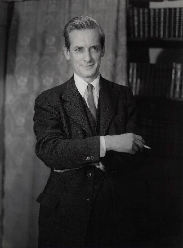 Sir Walter Adams, by Howard Coster, 1950s - NPG x1707 - © National Portrait Gallery, London