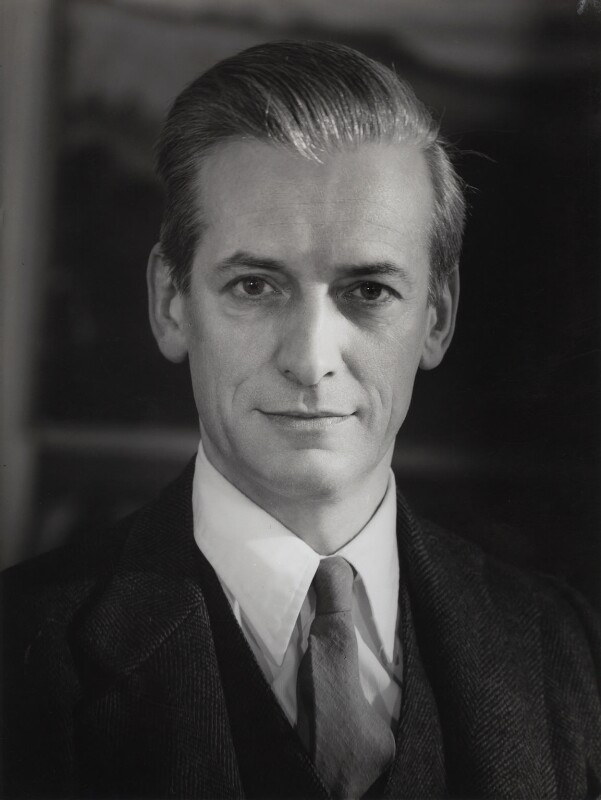 Sir Walter Adams, by Howard Coster, 1950s - NPG x1708 - © National Portrait Gallery, London