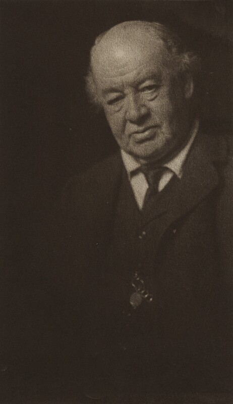 Henry Jackson, by Vernon Henry Mottram, 1909 - NPG x18708 - © National Portrait Gallery, London