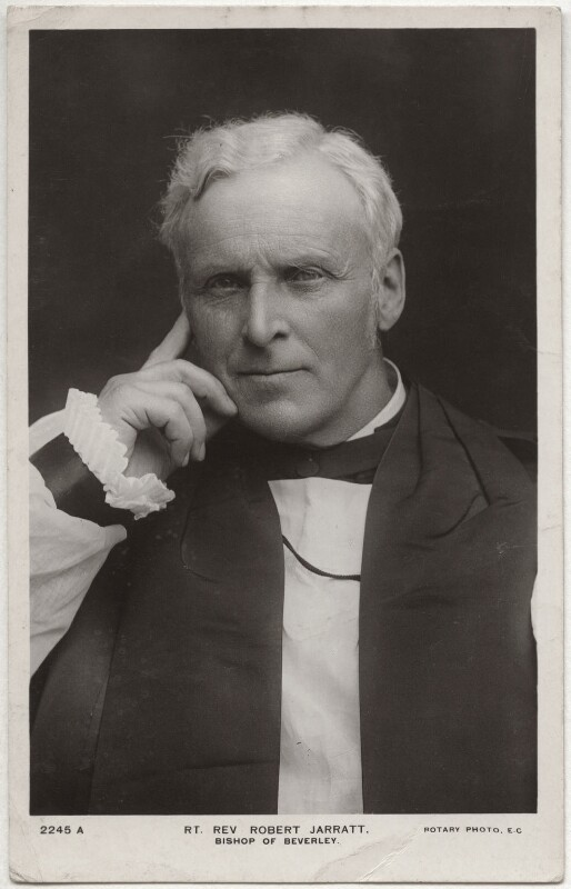 Robert Jarratt Crosthwaite, published by Rotary Photographic Co Ltd, circa 1908 - NPG x18845 - © National Portrait Gallery, London