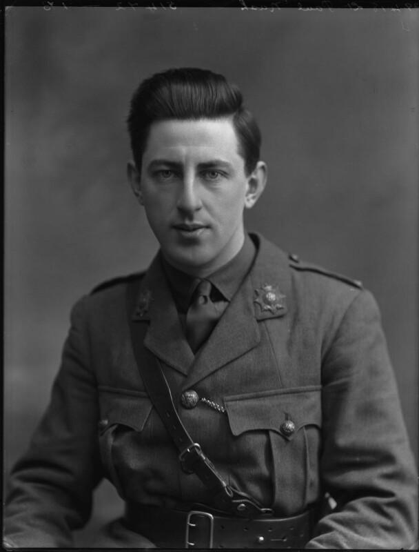 Paul Nash, by Bassano Ltd, 29 April 1918 - NPG x19064 - © National Portrait Gallery, London